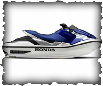Honda AquaTrax Parts Jet Ski