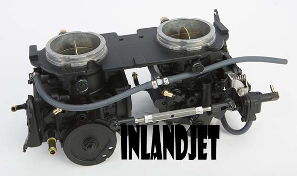 Sea-Doo carburetor set dual carbs GSX XP Ltd RX RV inland Jet